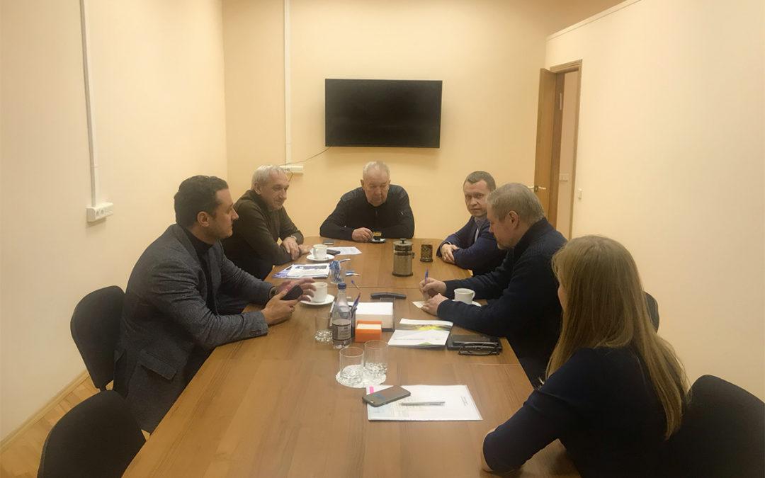 Подготовка к круглому столу в Совете Федерации