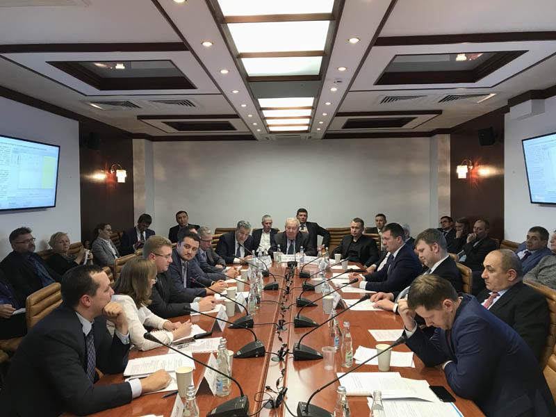 Круглый стол в Совете Федерации
