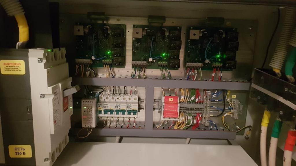 Оптимизаторы энергопотребления серии ОЭП 3 установлены в Мурманской городской детской поликлинике №1